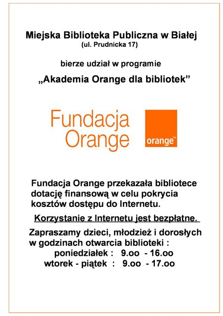 Orange dla Bibl (plakat).jpeg