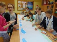Galeria Wycieczka młodzieży z Czech po Gminie Biała