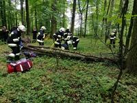 Galeria szkolenia z obsugi sprzętu strażackiego