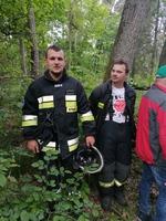 bialscy strażacy na kursie