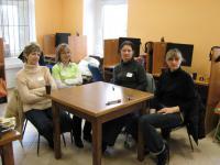 uczestniczki warsztatów w Solcu