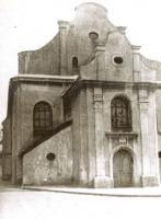 Synagoga - ul. Wałowa