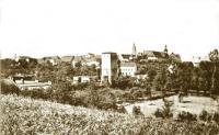 Wieża Wodna - widok od strony ul. Opolskiej