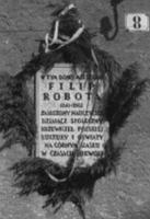 Tablica pamiątkowa przy ul. Młyńskiej